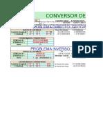 Calculadora CG a UTM y Viceversa Gonzales 1