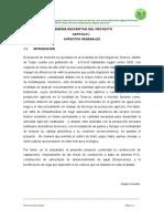 FORMATO FF-02 Memoria Descriptiva Del Proyecto