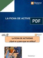 Ficha de Actividad Cetpro