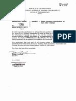 DO_106_s2017 - Standard Specification on ITEM 1051 - Railings