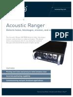 AI Acoustic Ranger A4