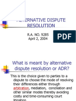 Adr Lecture One 13