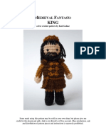 Amigurumi Mf King