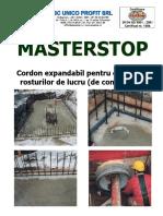 MASTERSTOP - Descriere Si Instalare