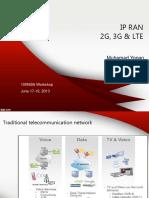 IP RAN 2G 3G 4G