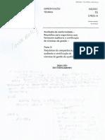 17021 - 3 Avaliação de Conformidade SGQ - Competência