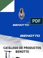 Productos Benotto