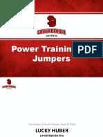 Huber Power Development for Website