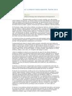 PSICOLOGIA Y SALUD LA RELACION MEDICO PACIENTE. APORTES DE LA PSICOLOGIA Lic Maria Mucci