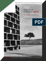 #IAD2018 Event Details & Schedule