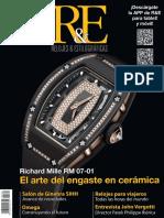 R&E Relojes & Estilográficas – Enero y Febrero 2018