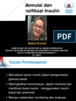 PDCI Core Kit 9 Inisiasi Insulin Makbul Palu 2015