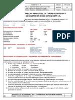 INFORME TECNICO Generador Onan - Tonicorp