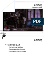 Lecture 10 Editing