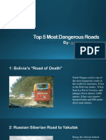 Most Dangerous Road by Majed Abdeljaber