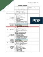 ENT 153 Teaching Plan