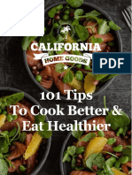 CHG - 101 Tips to Cook Better and Eat Healthier