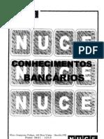 NUCE - CONHECIMENTOS BANCÁRIOS