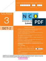 Nco Level2 Class 3 Set 2