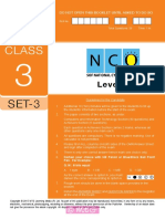Nco Level2 Class 3 Set 3