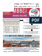 1 BrainBeeUSM MBBC2018 Learning Resources