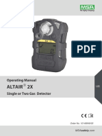 Operating Manual ALTAIR2x - En