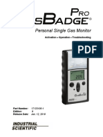 GasBadge Pro - Product Manual Download
