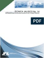 NormaTecnica  14 Cadena Logistica.pdf