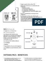 Sistemas Pacs y Dicom