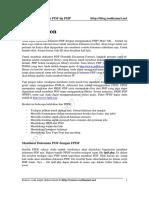 Membuat PDF dg PHP Tutorial.pdf