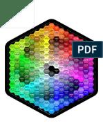 Colour Hexagon