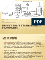 manufacturingofsodiumcarbonateusingsolvayprocess-140215012837-phpapp01
