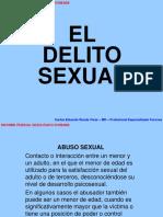 Delito Sexual