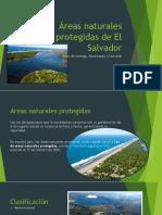 Áreas Naturales Protegidas de El Salvador[1]
