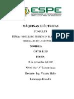 Consulta Centrales de Generación del Ecuador