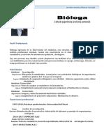 Curriculum Vitae Modelo1c Azul