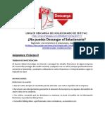 2018 (Ciclo Verano - UC) Finanzas II