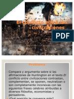 El Conflicto Entre Las Civilizaciones