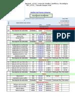 Analisis Precios Unitarios 2