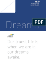 Dream Brochure