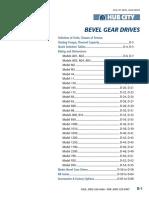 Bevel Gear Drives