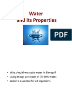 Water ppt