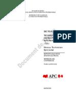 TSDI - Analyse de situation de travail et référentiel des co