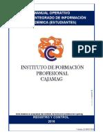 Manual q10 Estudiantes Cajamag