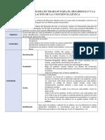 Programa Desarrollo Conciencia Lexical