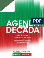 Agenda para a Década ( Moção)