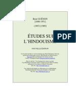 Etudes sur l' Hindouisme (Guenon Rene).pdf