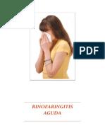 RINOFARINGITIS AGUDA
