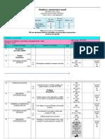 Planificare Istorie Clasa a Xiia 1 Ora 20152016