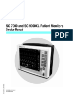 Siemens Sc7000-9000xl Infinity Vista Xl- Service Manual